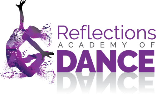 Reflections Academy of Dance Footer Logo