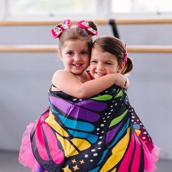children set ballet